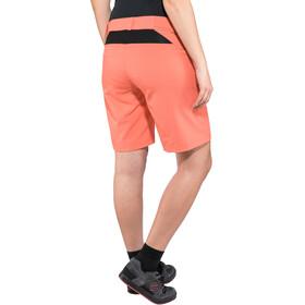 Ziener Colodri X-Function - Bas de cyclisme Femme - rouge